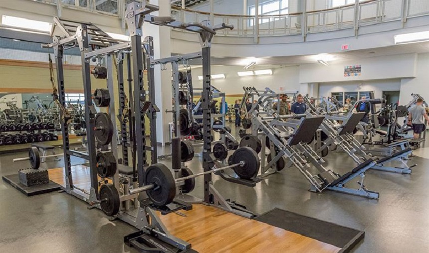 Half Rack Weight Equipment