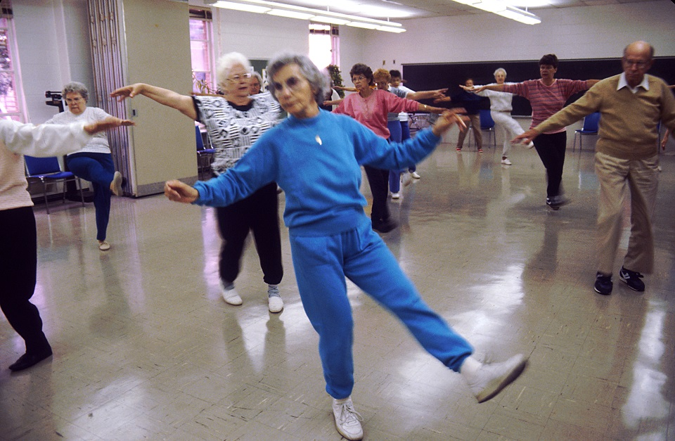 Top Exercises for Elderly
