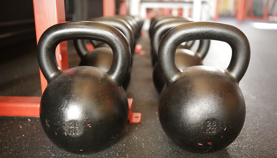 Yes4All Solid Cast Iron Kettlebell Review