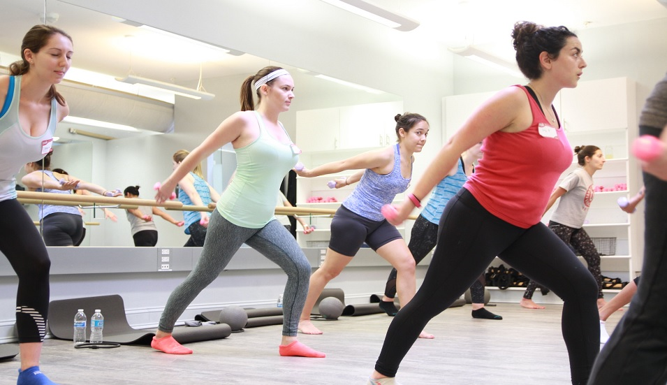 Barre Workouts: How to do It