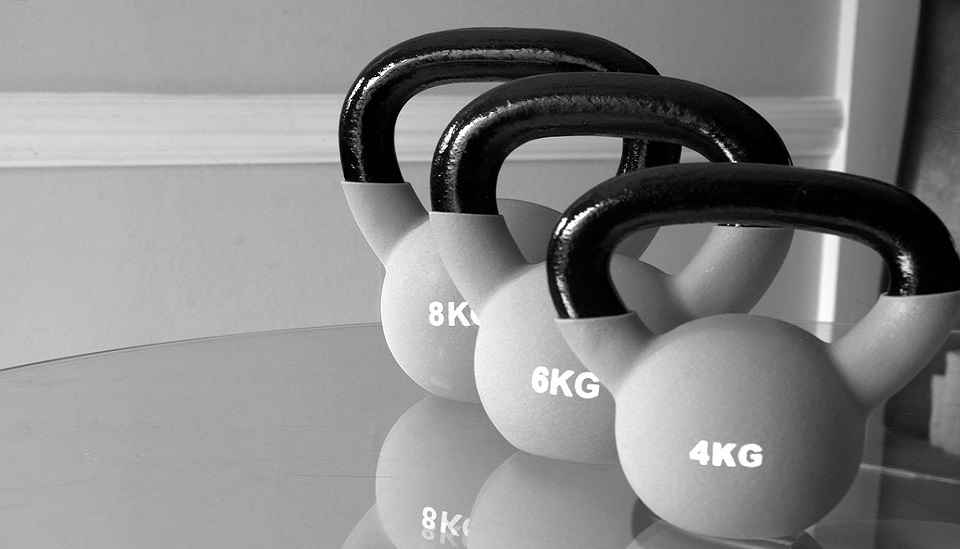 Tone Fitness Kettlebell Review