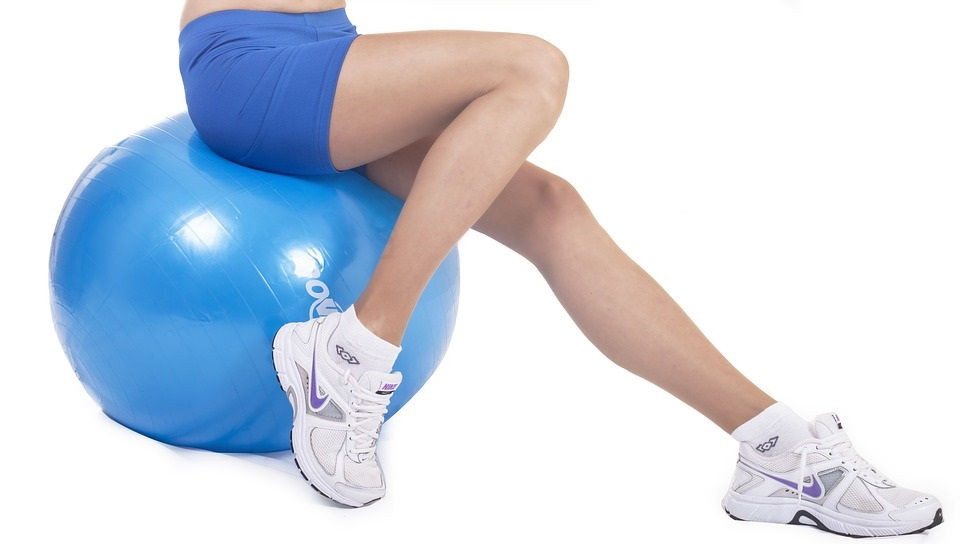 URBNFit Exercise Ball Review