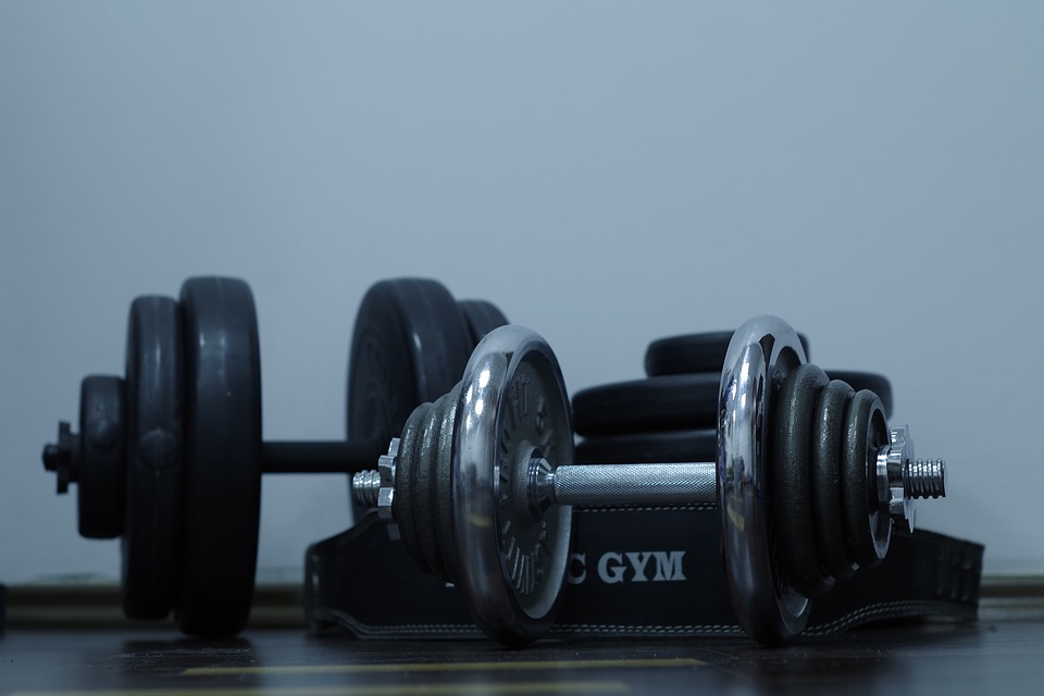 The Best Home Dumbbells Workout