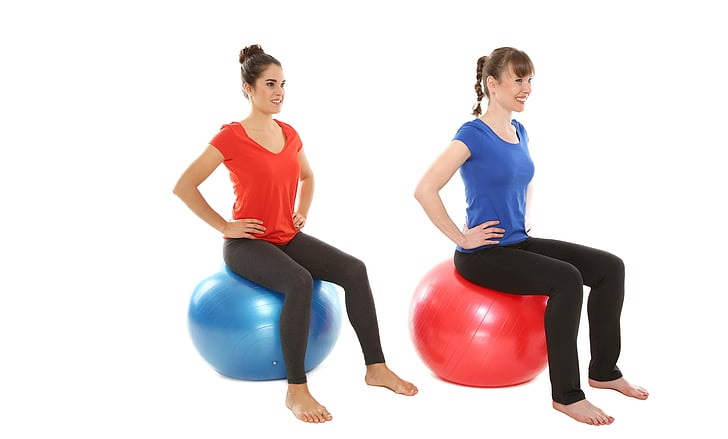 Live Infinitely Exercise Ball Review