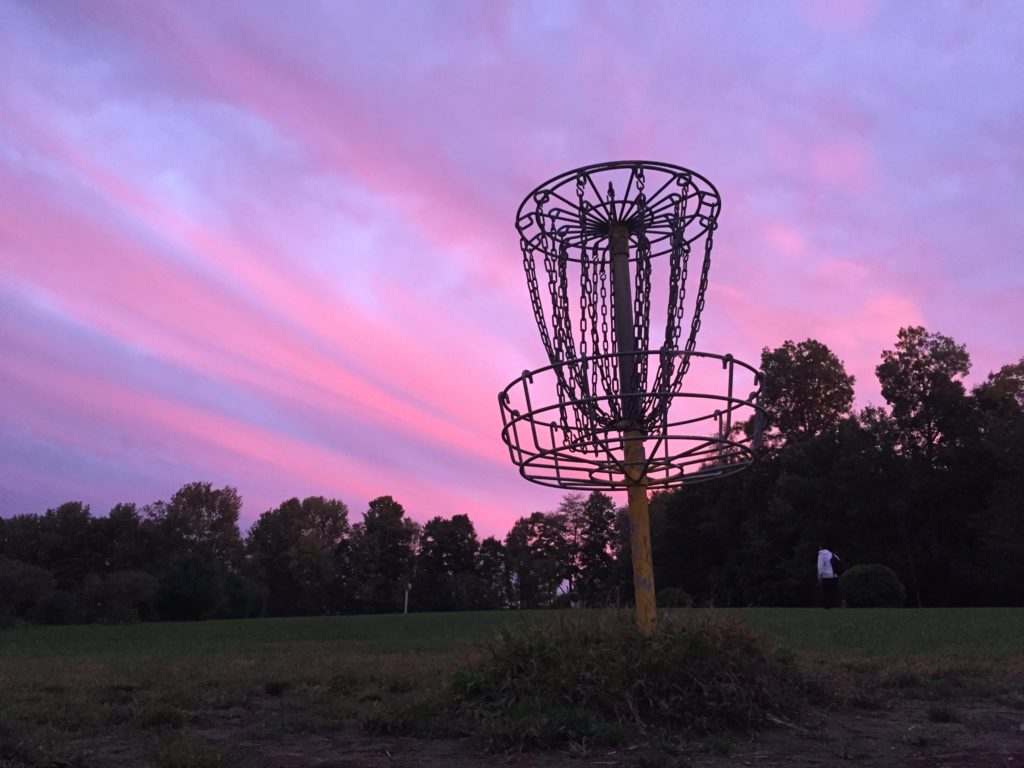 How to Make DIY Disc Golf Baskets at Home
