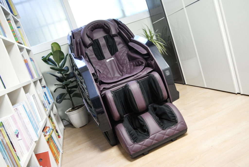 how much does a massage chair cost