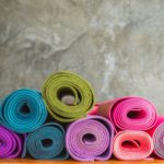 Homemade Yoga Mat Easy to Learn Steps