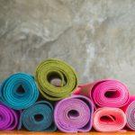 Homemade Yoga Mat Easy to Learn Steps